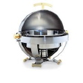 Rental store for CHAFER 6QT ROLLTOP ROUND STAINLESS STEEL in Mobile AL