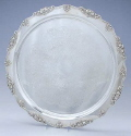 Rental store for PUNCH BOWL TRAY 18  HARVEST SILVER in Mobile AL