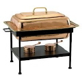 Rental store for COPPER CHAFING DISH 8 QT. in Mobile AL