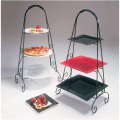Rental store for PLATE RACK BLACK IRON in Mobile AL