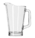Rental store for PITCHER WATER GLASS 60oz in Mobile AL