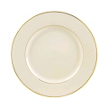 Rental store for GOLD TRIM 10  DINNER PLATE  20 RACK in Mobile AL