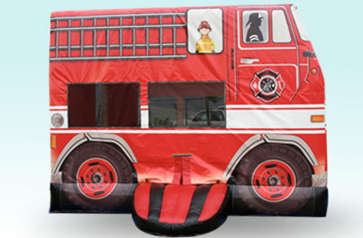 Where to find FIRE TRUCK BOUNCE HOUSE INFLATABLE in Mobile