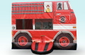Rental store for FIRE TRUCK BOUNCE HOUSE INFLATABLE in Mobile AL