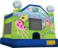Rental store for SPONGEBOB BOUNCE HOUSE INFLATABLE in Mobile AL