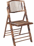 Rental store for BAMBOO FOLDING CHAIR in Mobile AL