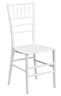 Rental store for WHITE CHIAVARI CHAIR in Mobile AL