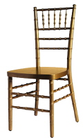 Rental store for GOLD CHIAVARI CHAIR in Mobile AL