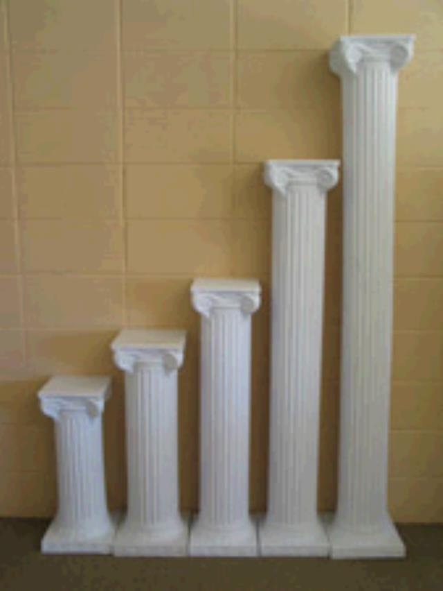 Where to find COLUMN 32  GRECIAN WHITE in Mobile
