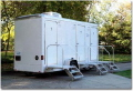 Rental store for RESTROOM TRAILER 16 FT. COMFORT ELITE in Mobile AL
