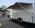 Rental store for RESTROOM TRAILER 24 FT. LUXURY in Mobile AL