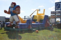 Rental store for END ZONE OBSTACLE COURSE INFLATABLE in Mobile AL