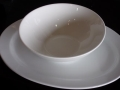 Rental store for WHITE 10  ROUND SERVING BOWL in Mobile AL