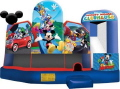 Rental store for MICKEY MOUSE 5 IN 1 COMBO INFLATABLE in Mobile AL