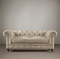 Rental store for SOFA UPHOLSTERED TUFTED LINEN 6 in Mobile AL