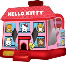 Where to find HELLO KITTY 5 IN 1 COMBO INFLATABLE in Mobile