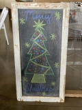Rental store for SIGN, 14X16 RUSTIC CHALKBOARD in Mobile AL
