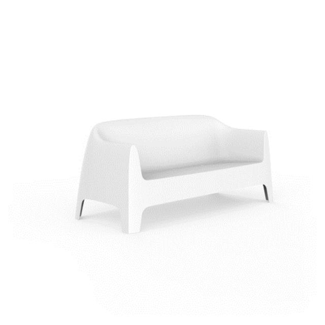 Where to find SOFA, RESIN WHITE- del only 71x32x32 in Mobile