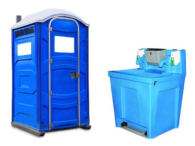 Rent Restroom Trailers / Washing Stations
