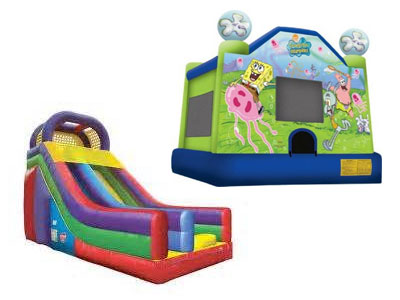 Rent Inflatables/games