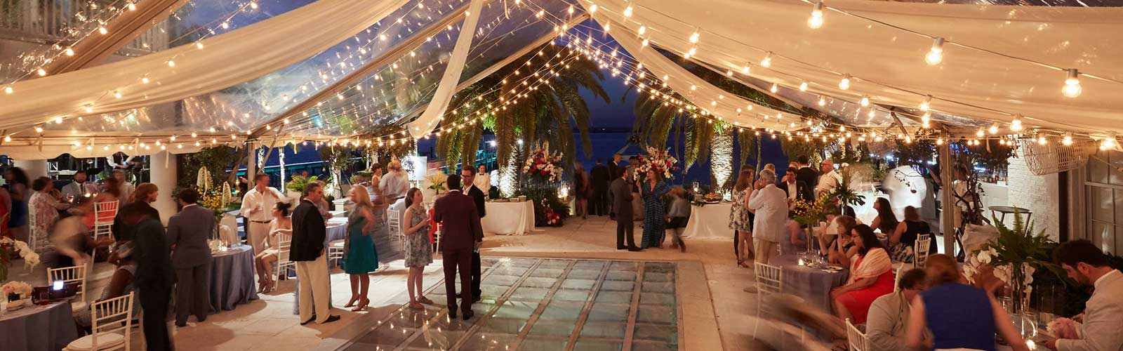 Wedding rentals in Mobile AL and the Greater Gulf Coast