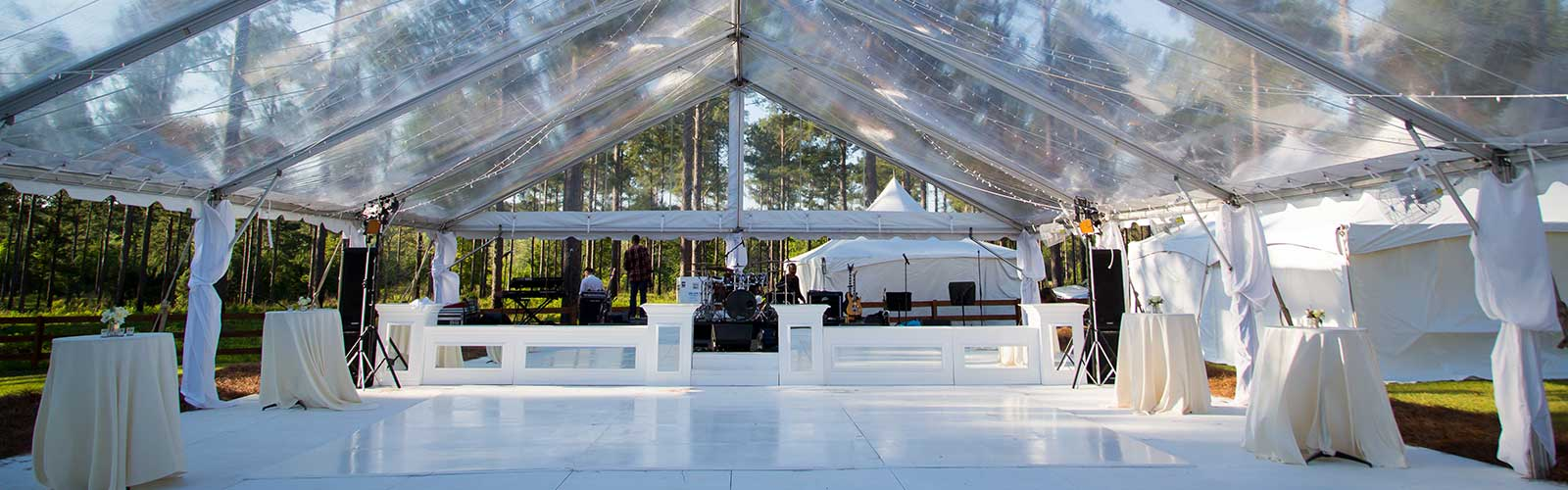 Rentals for events in Mobile AL and the Greater Gulf Coast